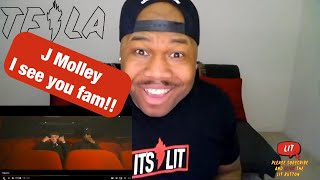 J Molley - Going Down [Feat. Emtee] Official Music Video | That American Reaction