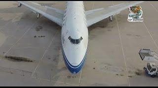 Τα εγκαταλελειμμένα αεροπλάνα της Ολυμπιακής στο Ελληνικό.|Αbandoned airplanes of Olympic Airways
