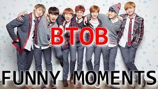 FUNNY MOMENTS ► BTOB #1