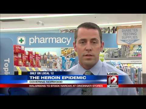 Walgreens to stock heroin antidote at Cincinnati stores