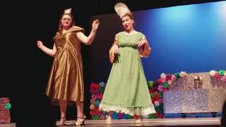 Norfolk High School musical Cinderella