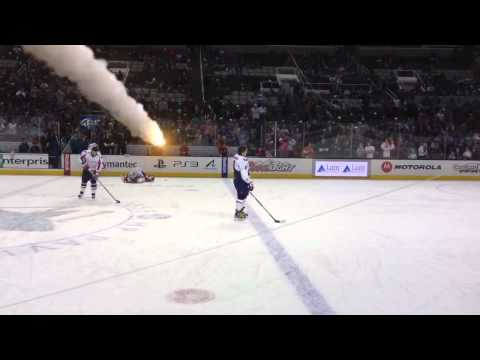 Alex Ovechkin Blows Up