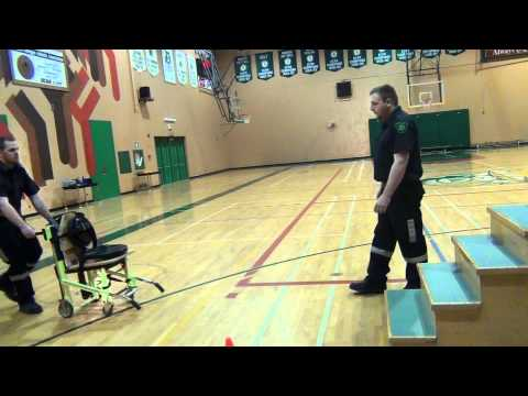 D.C. Paramedic Fitness Test