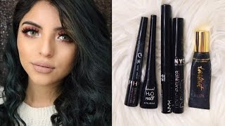 My top 5 Liquid Eyeliners | Maria Diaz