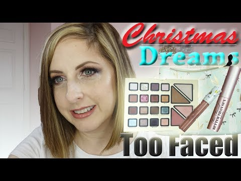 Too Faced Christmas Dreams Beauty Daydreamer