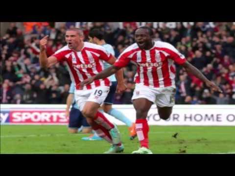 Tottenham 1-2 Stoke City: Bojan, Walters increase pressure on Pochettino.