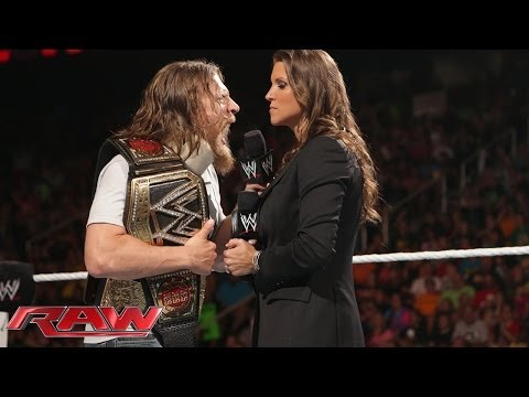 Daniel Bryan refuses to surrender the WWE World Heavyweight Title: Raw, May 26, 2014 thumbnail