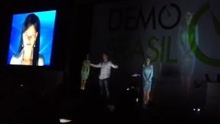 Guile 3D Studio Virtual Assistant Denise Demo Brasil 2013 Pitch