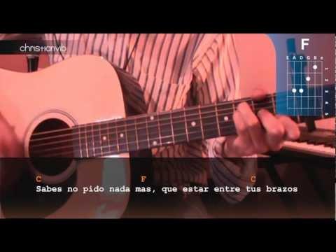 Como tocar Sabes de Reik en Guitarra (HD) Tutorial