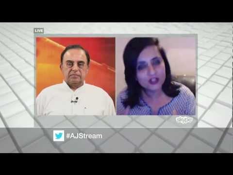 Dr Subramanian Swamy Hindu India or Islamic India