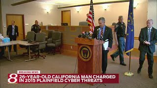 Cybercrime suspect who 'sextorted' minor, mocked FBI on social media charged