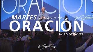 🔴 Oración de la mañana (Música Cristiana) - 20 Agosto 2019 - Andrés Corson | Su Presencia