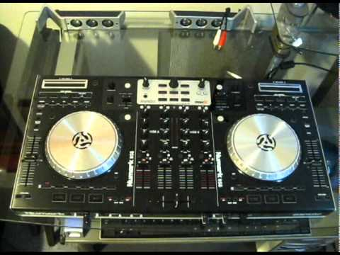 Numark NS6 Digital DJ Controller Review Video