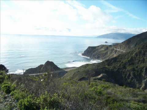 Willow Creek Dispersed Camping - Big Sur, California - YouTube