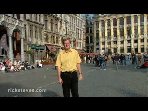 Brussels, Belgium: Cultural Capital
