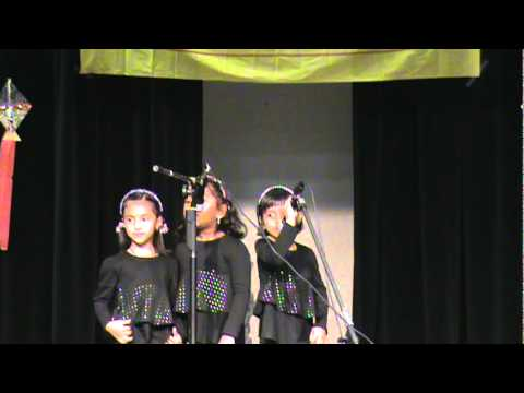 Kids Singing asava Sundar video