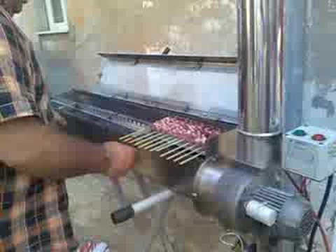 Arrosticini youtube - Macchina per cucinare ...