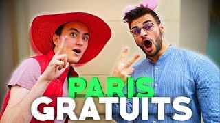 L'ULTIME JEU DES COTES (Paris gratuits feat. FASTGOODCUISINE) | HugoPOSAY