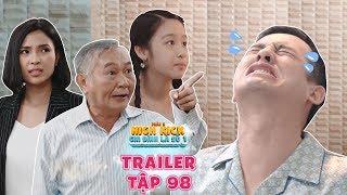Gia đình là số 1 P2|trailer tập 98:Tiết lộ bí mật động trời, Minh Ngọc bị cả nhà đồng loạt tẩy chay