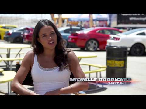 "FAST and FURIOUS 7 ""Michelle Rodriguez VS Ronda Rousey"""