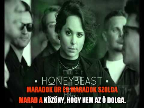 HONEYBEAST – Maradok [Karaoke]