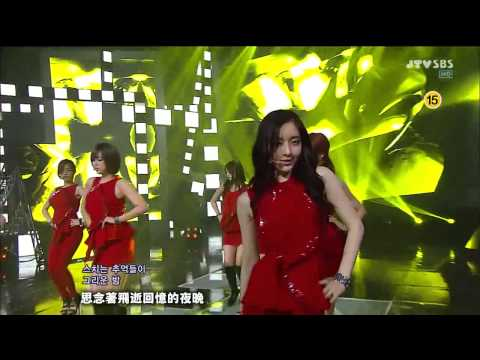[live 繁中字] 120715 T-ara - Day By Day video