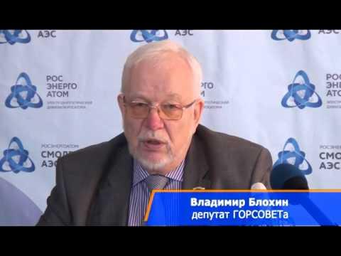 Десна-ТВ: Большое интервью. Блохин. 14.04.2016 г.
