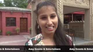 Singer Neelam Reshma Aarti Amy Events & Entertainers - Chandigarh