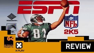 X-Play Classic - ESPN NFL 2K5 Review