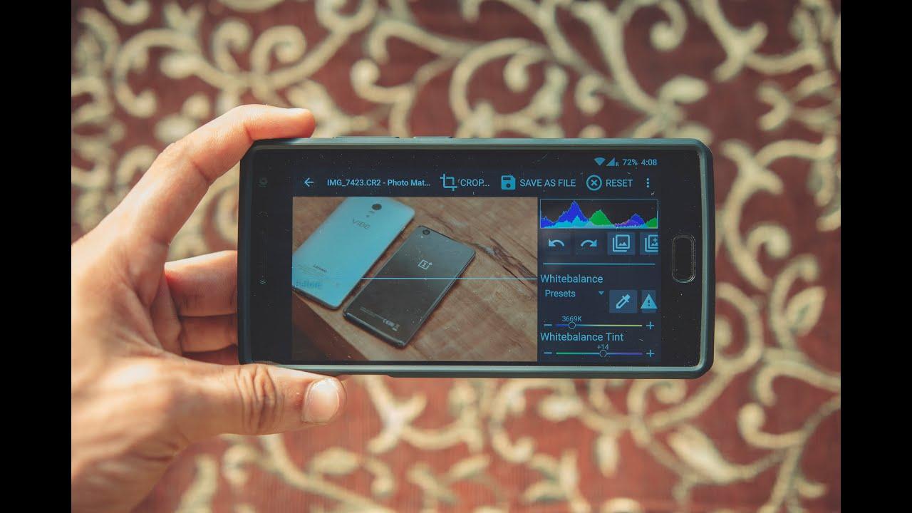 Как сделать фото в raw на андроид