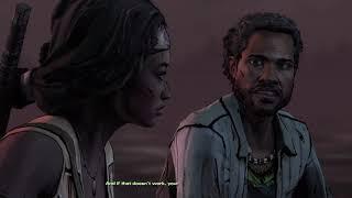 The Walking Dead Michone Episode 2:Seeking Sanctuary!