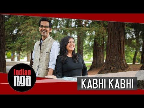Kabhi kabhi mere dil mein | Kaise kahein alvida Cover by Vinod Krishnan feat. Bhavya Pandit