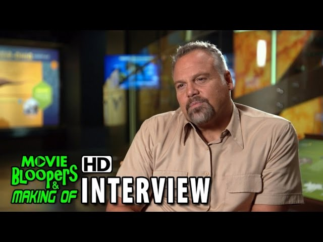 Jurassic World (2015) Behind the Scenes Movie Interview - Vincent D'Onofrio 'Hoskins'
