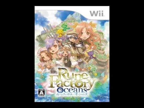 Rune Factory Tides of Destiny OST ルーンファクトリー オーシャンズ