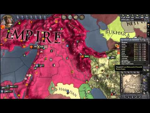 Let's Play Crusader Kings II 163 (Pretty Up The Borders, Grand Finale, The History Books)
