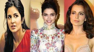 Kangana Ranaut & Katrina Kaif JEALOUS Of Deepika Padukone | Bollywood News
