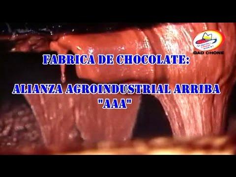 Fábrica de Chocolate Alianza Agroindustrial