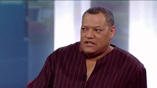 The Little Lie That Launched Laurence Fishburne