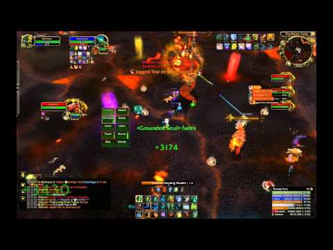 Shannox 10 Man Heroic Firelands Guide - FATBOSS