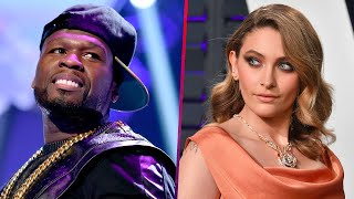 Paris Jackson Claps Back At 50 Cent For Arguing That Chris Brown Is Better Than Michael Jackson