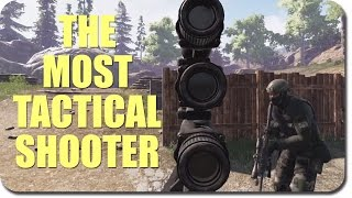 The MOST Tactical Game? (Ground Branch)