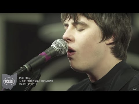 Jake Bugg LIVE in the CD102.5 Big Room Bar