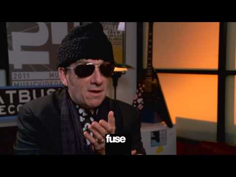 Elvis Costello On New LP with The Roots