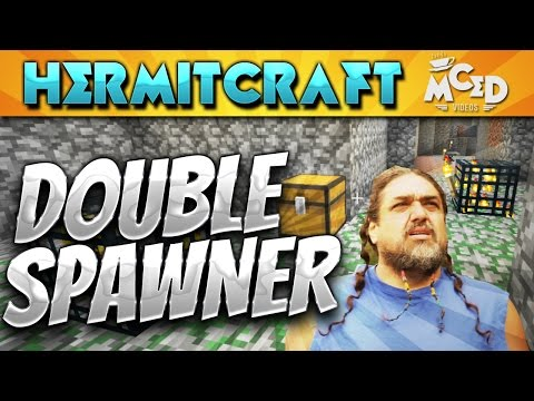 HermitCraft 3.0! {EP.3} - Double Spawner All The Way!