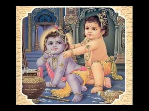 Piluvare Krishnuni  Annamacharya keertana By Balakrishna Prasad - Krishna
