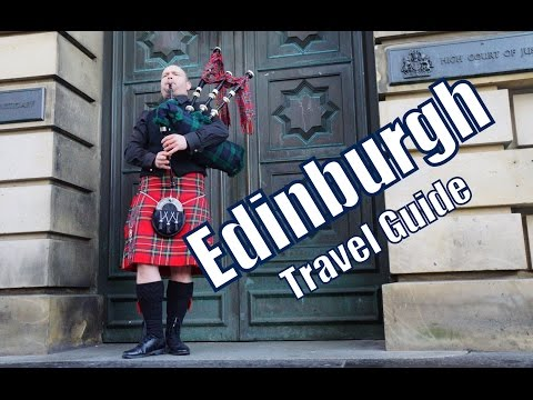 Visit Edinburgh City Guide