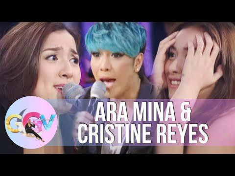 Vice Ganda Pokes Fun On Ara Mina's Voice video