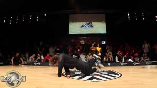 KLEJU vs FLEAU (UNBREAKABLE 2015)