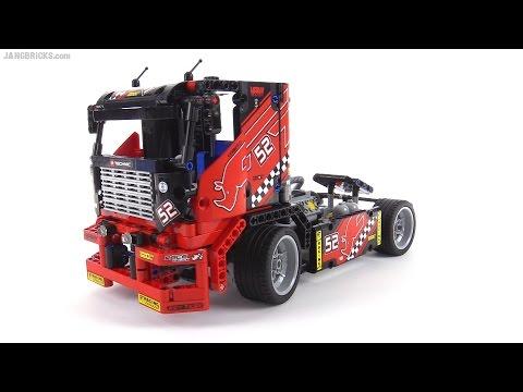 LEGO Technic Race Truck review! set 42041