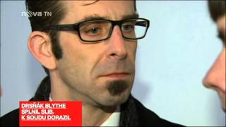 RANDY BLYTHE On Trial In Czech Republic: New TV
